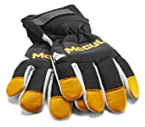 McCulloch PRO008 00057-76.165.08 Leather Glove, Adjustable, Size 10 by McCulloch