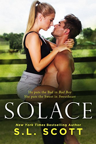 Solace by [Scott, S.L.]