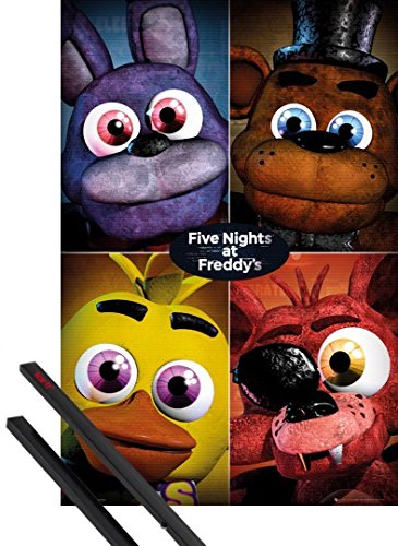 Poster + Hanger: Five Nights at Freddy's Poster (36x24 for sale  Delivered anywhere in Canada