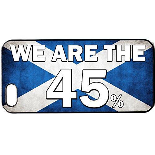 iPhone 5/5s erfunden 45% Schottische Unabhängigkeit Tasche