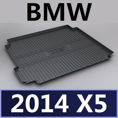 Car Mat Boot Pad Carpet Cargo Mat Trunk Liner Cargo Tray Floor Mat For Toyota RAV4 2013 2014 2015