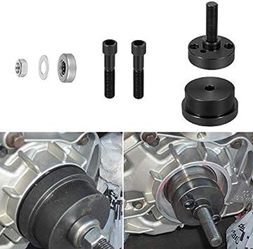 for 2008-2010 Ford 6.4L Powerstroke Diesel F-550//450//350//250. SENWEN 6.4L Crankshaft Front Seal 303-1259 ZTSE4691 Installation Tools