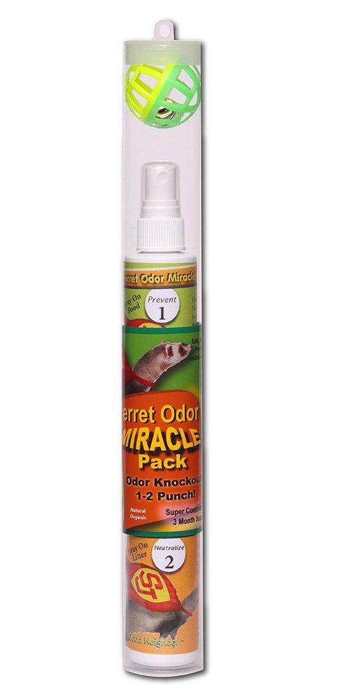 Ferret Odor Miracle Pack FOMP Ferret Odor Solution