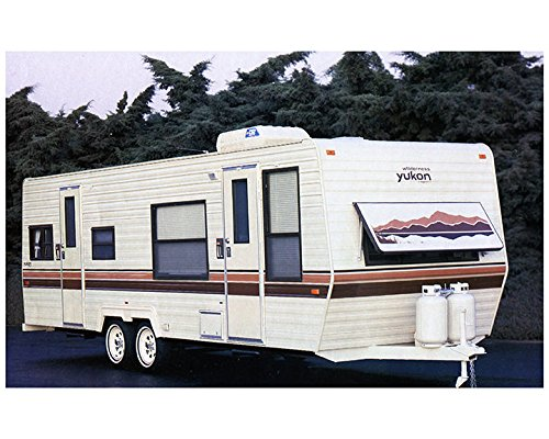 Fleetwood Travel Trailers >> Amazon Com 1988 Fleetwood Wilderness Yukon Travel Trailer