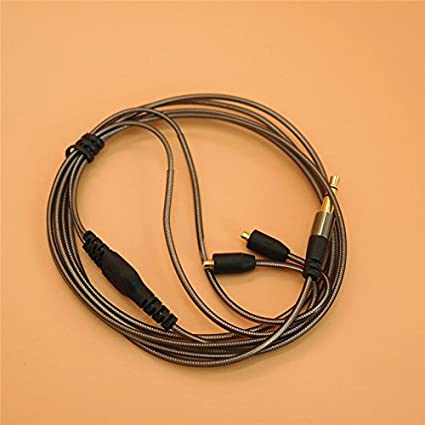 YDYBZB Headphones Cable -MMCX Cable Detachable Earphones Replacement Cable for Shure SE 215 425 535