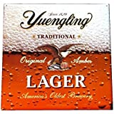 Yuengling Original Lager 16x16 Metal Sign - New