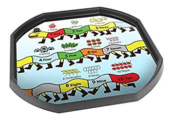Ideal for Tuff Spot Play Tray Tiger Moon Tuff Tray Vinyl Mat Insert Water