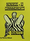img - for Memorize the 10 Commandments in 2 Minutes book / textbook / text book