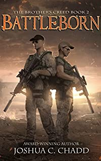 Battleborn by Joshua C. Chadd ebook deal
