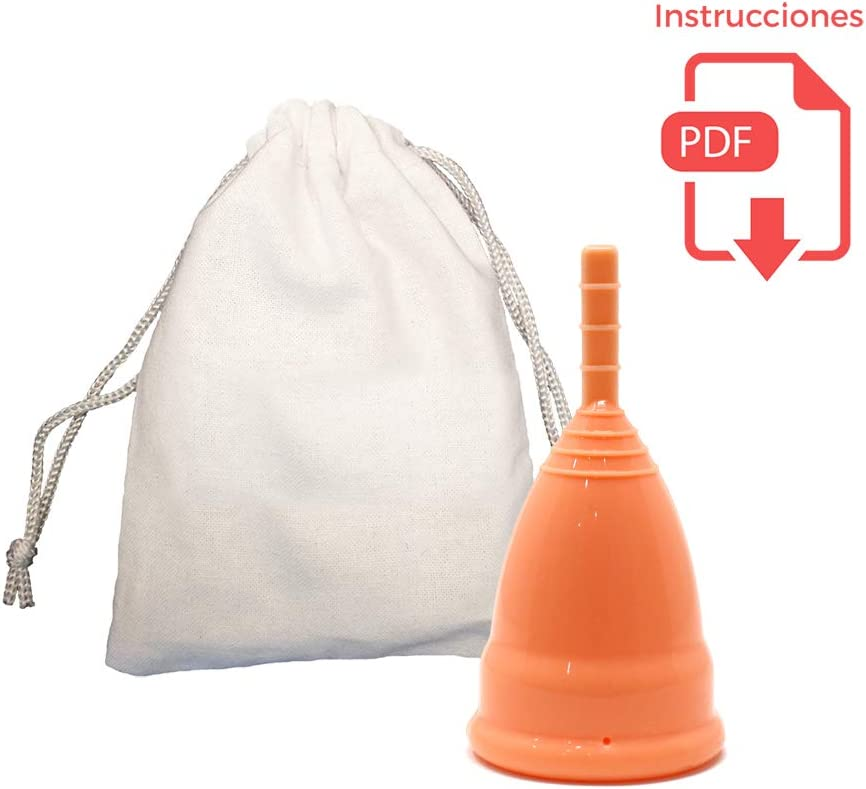 Copa Menstrual Deportiva - Diseño Patentado para Estilo de Vida ...