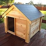 The Ultimate Cedar Dog House By Infinite Cedar