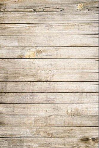 Laeacco 3x5ft Vinyl Photography Background Baby Children Drop 1*1.5m White Wood Floor/Wall Scene Backdrop Photo Studio Props