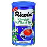 Ricola Schweizer Gut Nacht Tea - Pack of 3 X 200g by Ricola