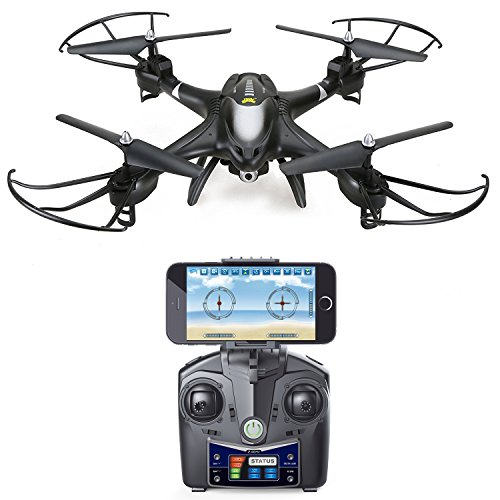 Holy Stone RC Drone With HD WiFi Live Feed Camera