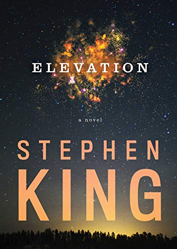 Book cover from Elevation by Stephen King