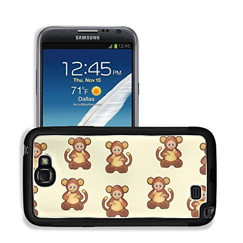 [Luxlady Premium Samsung Galaxy Note 2 Aluminum Backplate Bumper Snap Case IMAGE ID: 44896326 Seamless Background with baby dressed like] (Kmart Costumes For Babies)