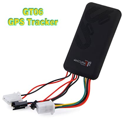 Amazon.com: scooter GT06 GPS SMS GPRS Car Vehicle Tracker ...