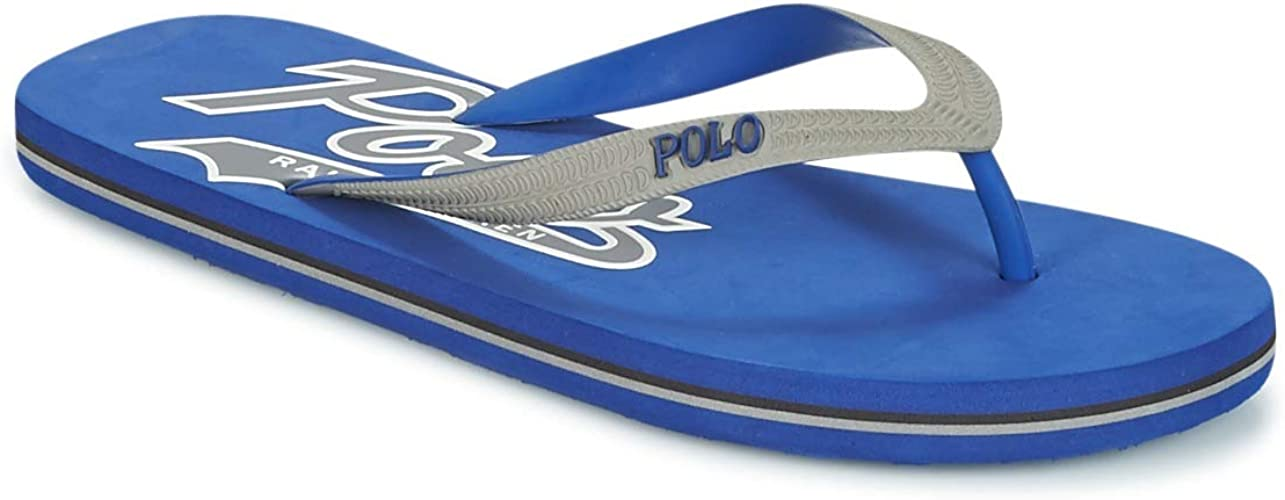 Chanclas Polo Ralph Lauren - 816691292-003-T40: Amazon.es: Zapatos ...