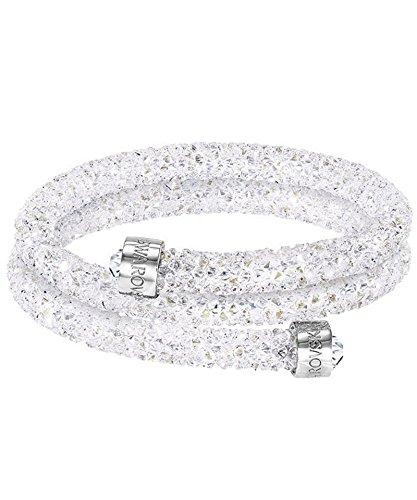 SWAROVSKI , Bracelet,jonc Crystaldust Double, White