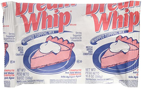Dream Whip Whipped Topping Mix (10.8 oz Packets, Pack of 12)