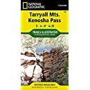 Tarryall Mountains, Kenosha Pass (National Geographic Trails Illustrated Map)
