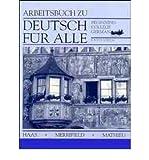 Deutsch Fur Alle : Beginning College German - A Comprehensive Approach - Tapescript, Haas, Werner, 0471578991