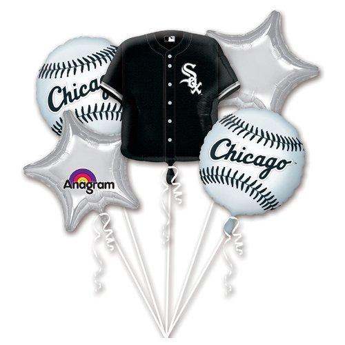 (Anagram 32043 Chicago White Sox Balloon Bouquet)