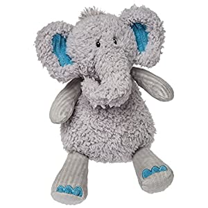 Mary Meyer Echo Elephant Plush Toy, 12-Inch