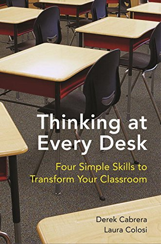 Thinking at Every Desk: Four Simple Skills to Transform Your Classroom (Norton Books in Education) (Desk Laura)