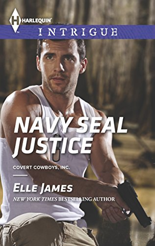 Navy SEAL Justice (Covert Cowboys, Inc.) - Justice Seal