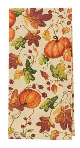 Harvest Blessing Pumpkin印刷ナプキン   B013XV5570