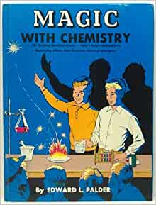 Amazon.com: Magic with chemistry;: Mystery experiments and ...