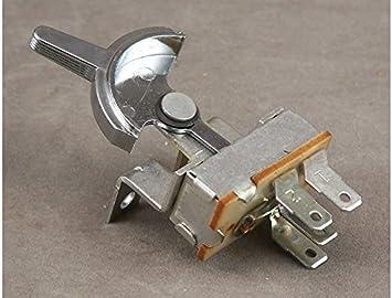 w//air 1965 #24-0556 Blower Switch Pontiac 1964-65 Non Air