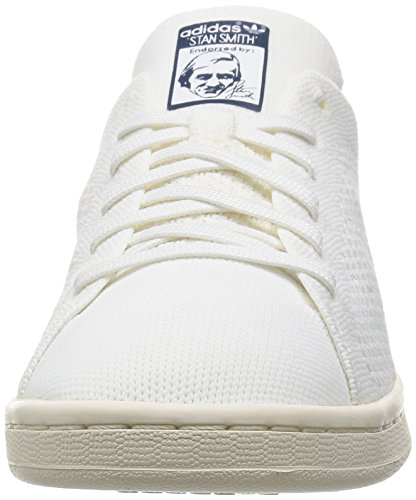 Adidas Originals Heren Stan Smith Og Primeknit Sneakers Wit Us12.5 Wit