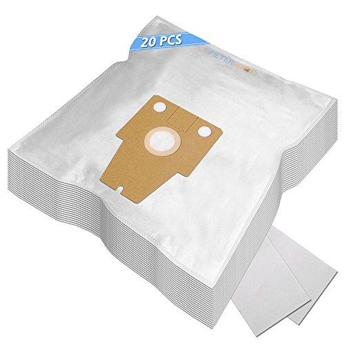 MEGA SET - 20 Sacs Aspirateur Pour Bosch BSG82230/02