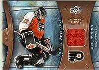 2009-10 Artifacts Frozen Artifacts Retail #FARRH Ron Hextall Game-Worn Jersey Card - Flyers