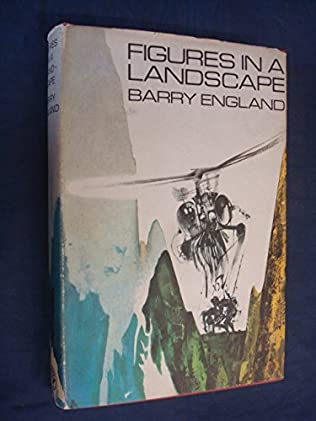 book cover of Figures in a Landscape