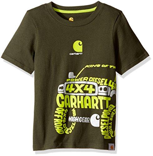 carhartt-toddler-boys-keep-on-truckin-tee-olive-2t