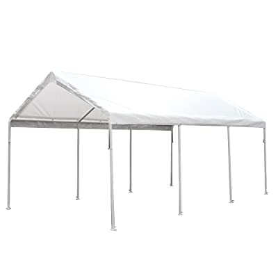 King Canopy HC1020PC Carport Canopy