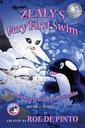 Zealy's Very First Swim