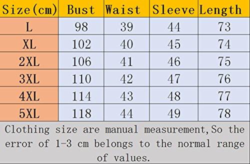 a Sexy Camicie Manica Shirts Rosso Estivi Maglietta Donna Lunga Cucitura di Camicetta V Solido Maglie Colore Pizzo Top Scollo Chiffon Casual Sweatshirt Bluse 6wqwdI