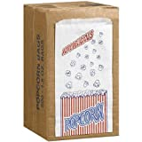 Product review for Great Northern Popcorn Company 1-1/2-Ounce Duro Bag Popcorn Bags, Case of 500