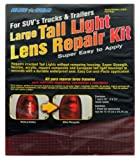 Large Tail Light Red Lens Repair Kit