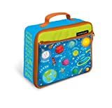 Crocodile Creek Eco Kids Solar System Insulated Kids' Lunchbox with Handle Kids', 10''