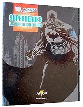 Archivador para 20 revistas de la colección DC Super Hero Collection edición nacional Altaya: Amazon.es: Juguetes y juegos