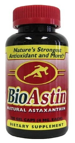 Nutrex Hawaii BioAstin Natural-Astaxanthin,4mg,240ct