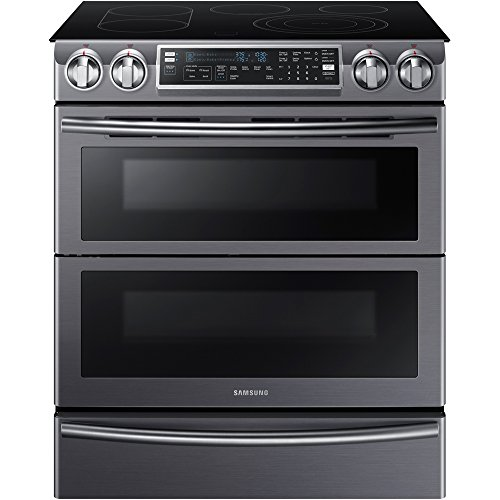 Samsung NE58K9850WG Electric Smoothtop Stainless product image
