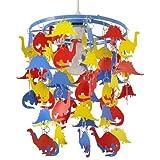 Childrens Dinosaur Bedroom/Nursery Ceiling Pendant Light Shade
