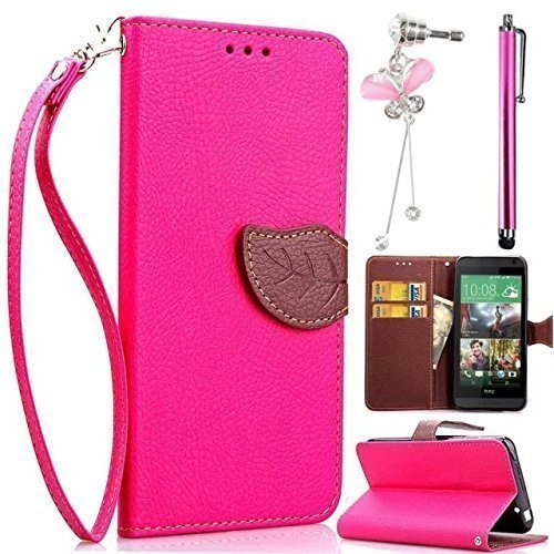 sunroyal-samsung-galaxy-a3-2015-sm-a300f-retro-hot-pink-magnetic-pu-leather-flip-carrying-travel-wal