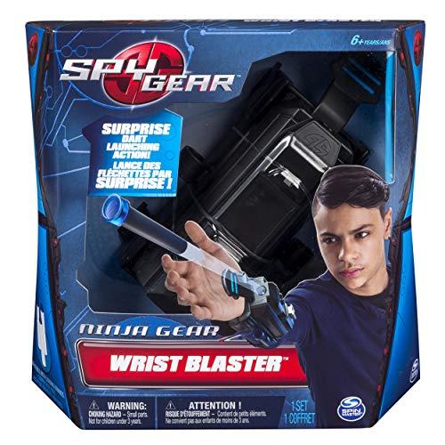 Spy Covert Gear (Spy Gear - Ninja Gear - Wrist Blaster)